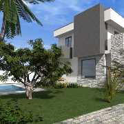 Vende 4 Villette di nuova costruzione con rifiniture di pregio